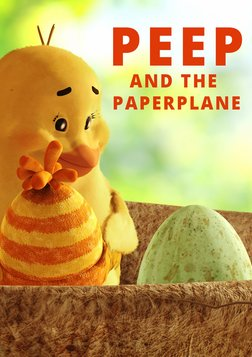 Peep and the Paperplane